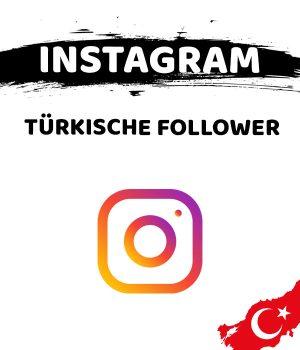 Schaltfläche zum Kauf von Türkischen Instagram Followern
